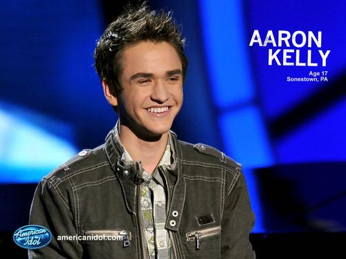 Aaron American Idol 上, ページのトップへ 6 壁紙