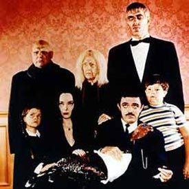 The Addams Family 1964 wallpaper called Addams