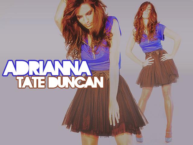 gif - Adrianna Tate Duncan Fan Art (24975648) - Fanpop