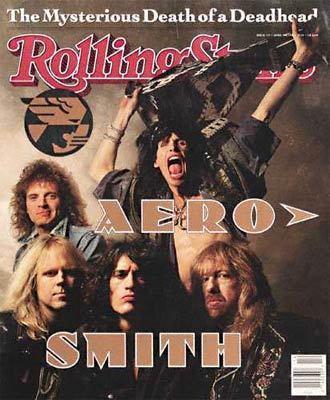 Aerosmith [Rolling Stones Cover]