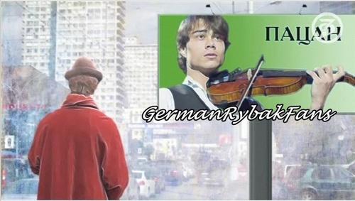 Alexander Rybak mit Bart