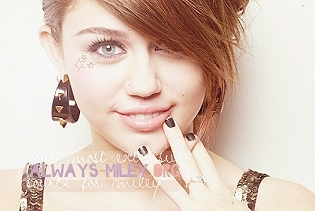 Always Miley Site Logo