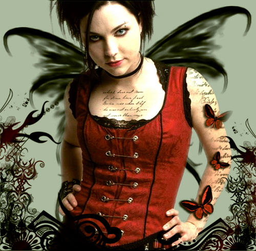 Evanescence wallpaper titled Amy!