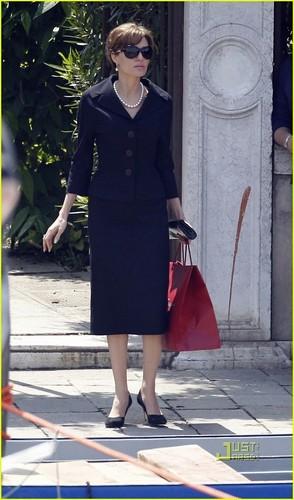 Angelina Jolie is Ferragamo Fabulous