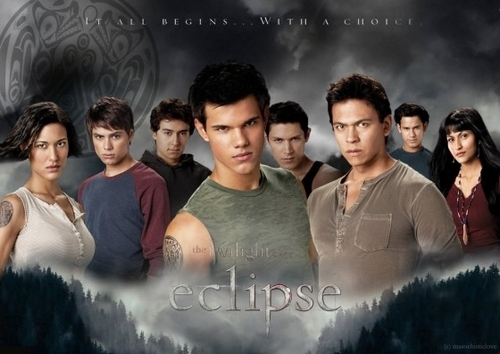 Awesome 'Eclipse' অনুরাগী Made দেওয়ালপত্র Using New Promotional Portraits!