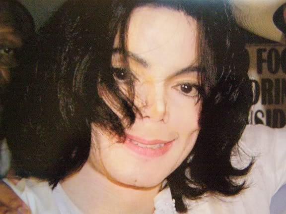 BEAUTIFUL SMILE - michael-jackson photo