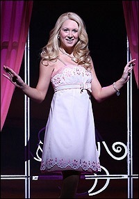 Legally Blonde the Musical images Bailey Hanks wallpaper and background photos