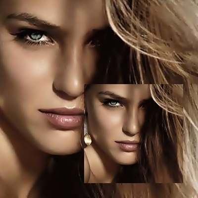 Bar Refaeli made by me