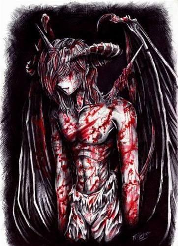 Battered Demon