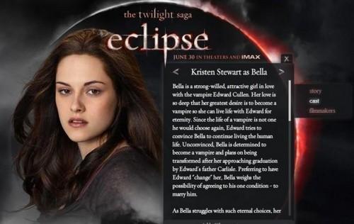 Bella Eclipse Promo Pic