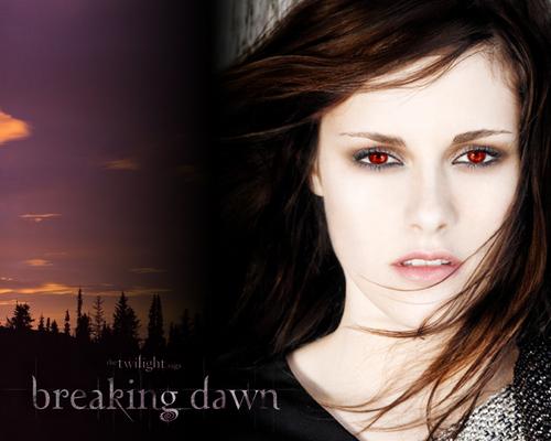 Bella sisne Breaking Dawn