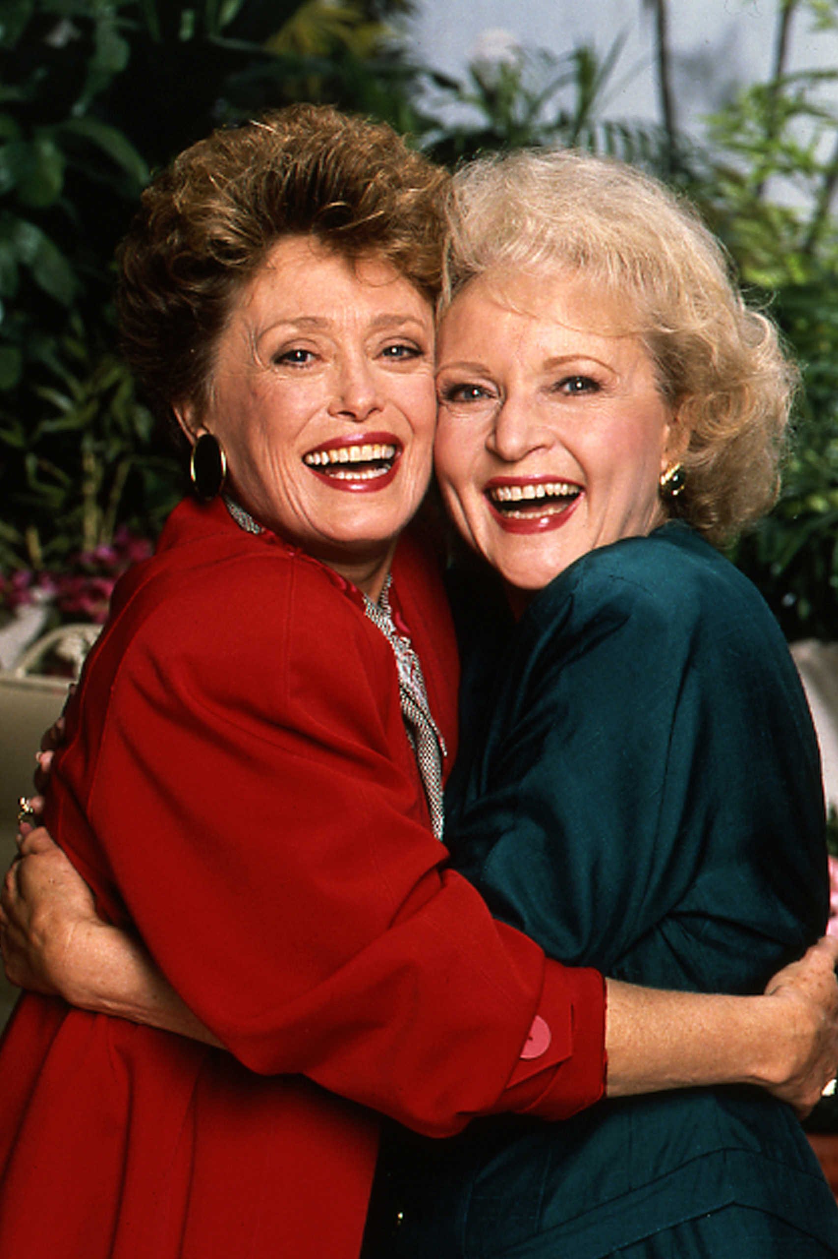 The Golden Girls Images Blanche Rose HD Wallpaper And Background Photos