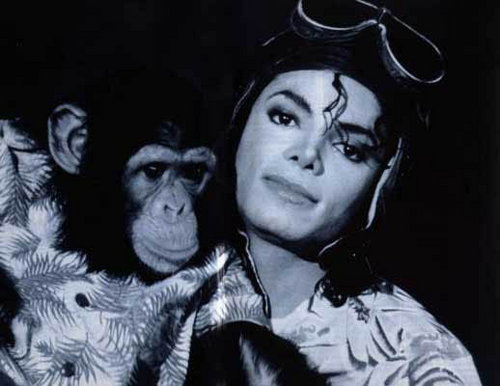 Bubbles & MJ <3