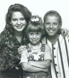 Candace Cameron, Olsen Twin, and Jodie Sweetin