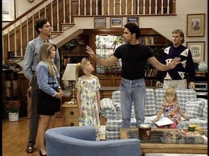 Full House images Cast Season 5 wallpaper and background ...