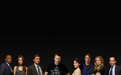 Cast of 'House MD'