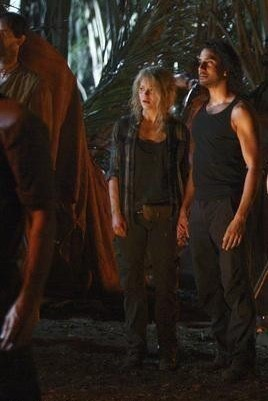 Claire and Sayid
