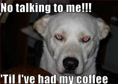 Coffee........