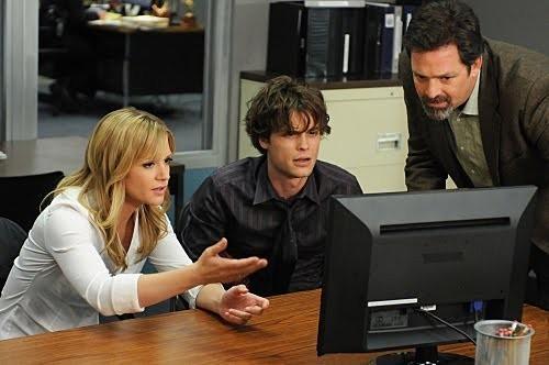 Criminal Minds wallpaper titled Criminal Minds - Episode 5.22 - The Internet Is Forever - Promotional Photos