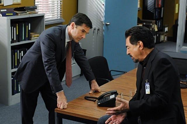 Criminal Minds - Episode 5.22 - The Internet Is Forever - Promotional fotografias