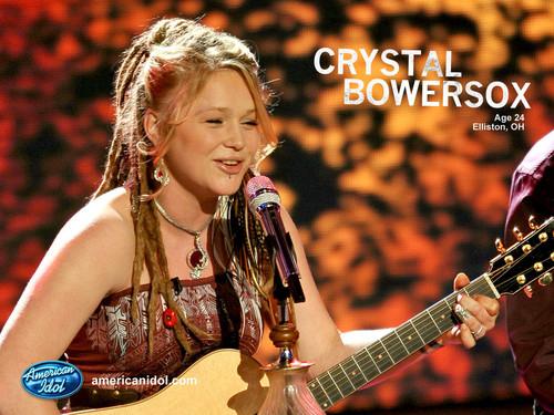 Crystal American Idol 上, ページのトップへ 6 壁紙