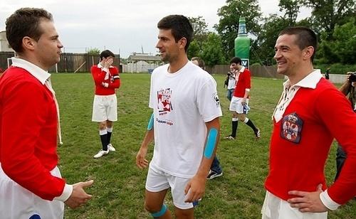 DJOK FOTBALL ******