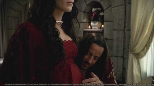 Darken Rahl and Kahlan  - bridget-regan Screencap