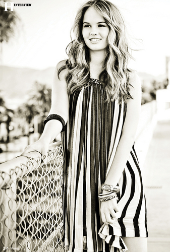 Debby Ryan photographed Von Joey Shaw