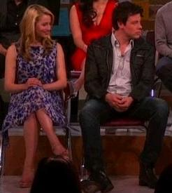 Dianna/Cory - On Oprah