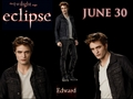 Eclipse - Edward Wallpaper - twilight-series photo