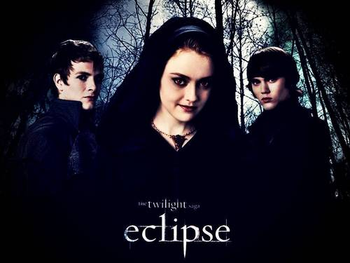 Eclipse - Volturi