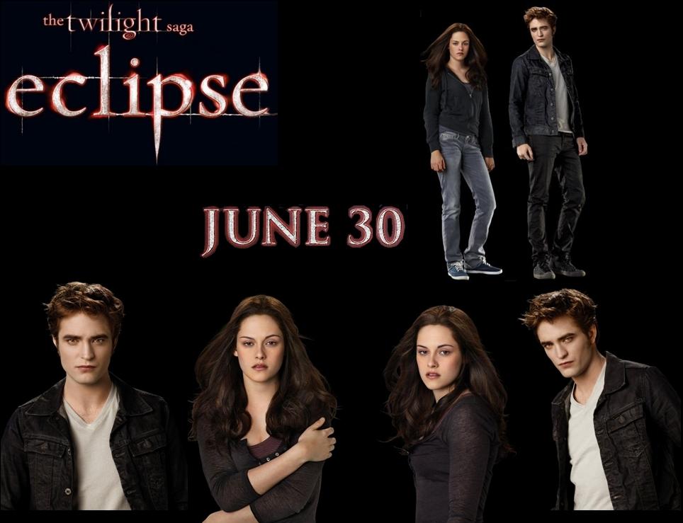 Eclipse Hintergrund