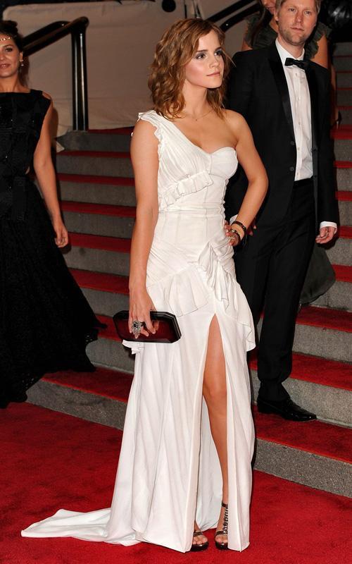 Emma Watson - 2010 Met Costume Institute Gala