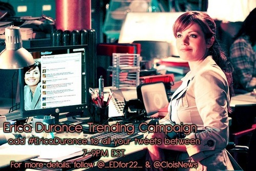 Erica Durance on Twitter! - erica-durance Fan Art