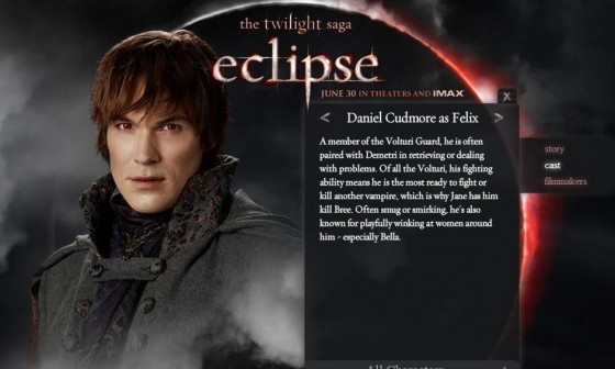 Felix Eclipse Promo Pic