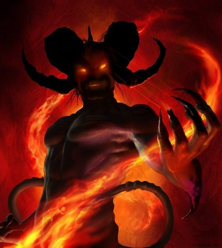 apoy Demon