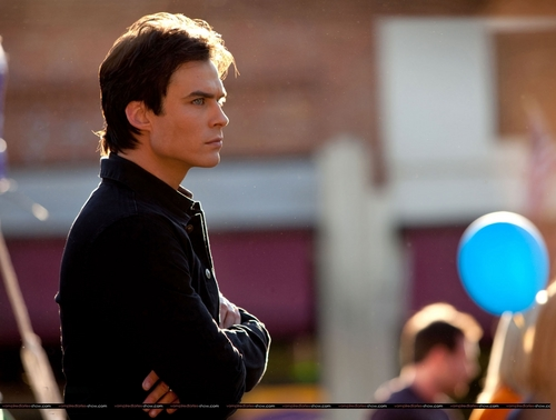 Damon Salvatore images Founder's Day - 1.22 (HQ) HD wallpaper and background photos