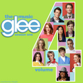 Glee Vol. 4 Album Cover