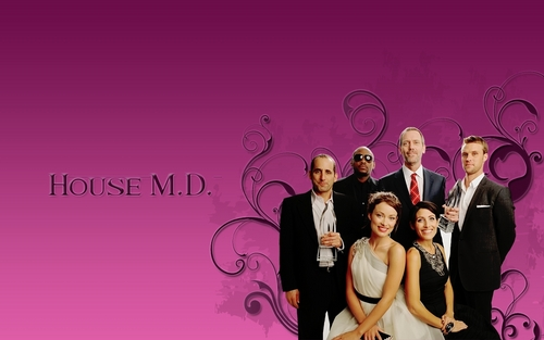 HOUSE MD - Cast