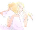 Happy Endings - edward-elric-and-winry-rockbell fan art