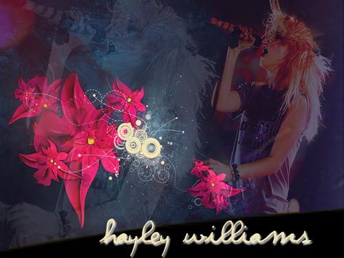 Hayley wallpaper