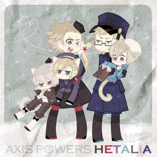 Hetalia!