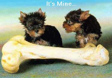 It's Mine .....
