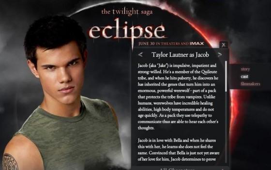Jacob Eclipse Promo Pic