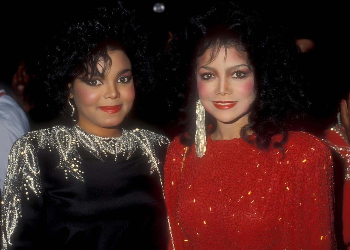 latoya and janet jackson -#main