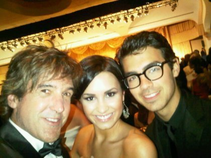 Jemi in white house