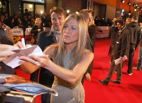 Jennifer Aniston 'The Bounty Hunter' Berlin Premiere - Arrivals