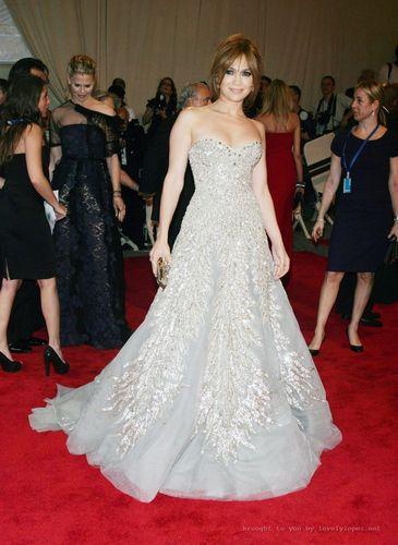 Jennifer Lopez: MET Ball 2010