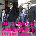 Jermajesty and Jermaine INVADE London