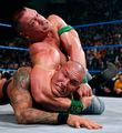 John Cena vs. Randy Orton